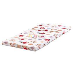 60x120 cm utazóágy matrac, összehajtható - Teddy
