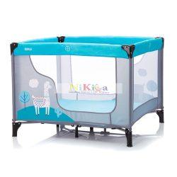 Fillikid utazójáróka szürke/kék állatmintás