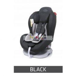 4baby RODOS 0-25 kg autósülés - Black