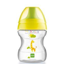 Mam Learn to Drink Cup 190ml ivópohár sárga