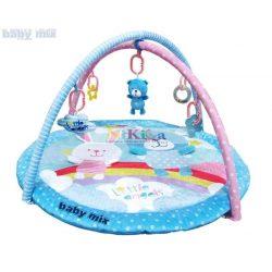 Alexis (Baby Mix)  játszószőnyeg kék nyuszi