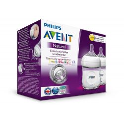 Avent Natural 2x125 ml-es cumisüveg SCF690/27