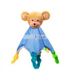Baby Ono plüss szundikendő Eric, a majom 625