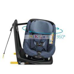 Maxi-Cosi Axissfix Plus ISOFix 0-18 kg autósülés - Nomad Blue