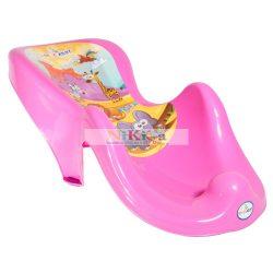 Tega SF-003 műanyag fürdetés segítő Safari pink
