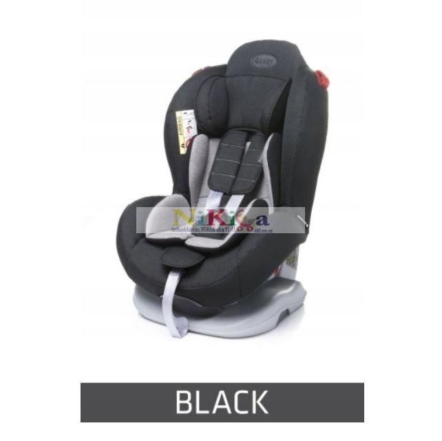 Image of 4baby RODOS 0-25 kg autósülés - Black